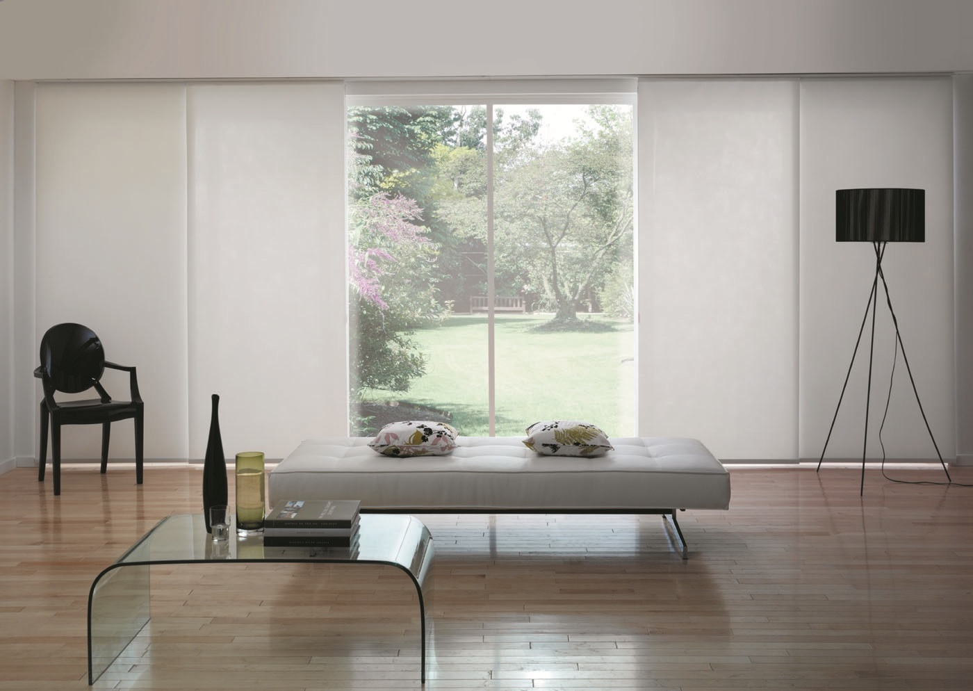 cortinas modernas y al mejor precio de la red. Black Bedroom Furniture Sets. Home Design Ideas