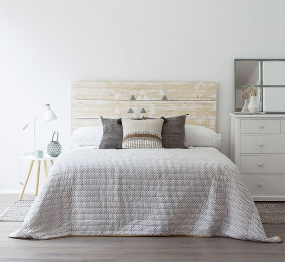 Tips para un dormitorio de estilo n rdico el blog de for Decoracion dormitorio estilo nordico