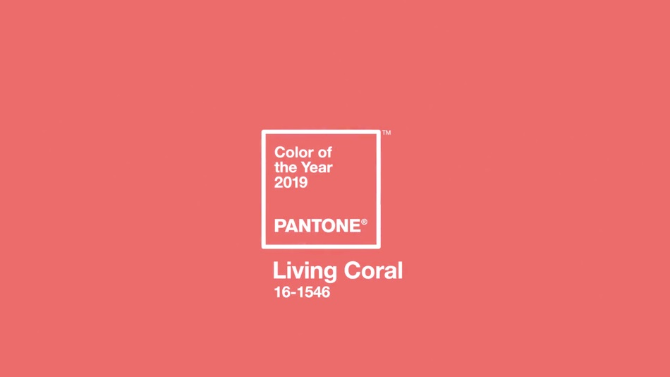 los colores del 2019 seg n pantone el blog de. Black Bedroom Furniture Sets. Home Design Ideas