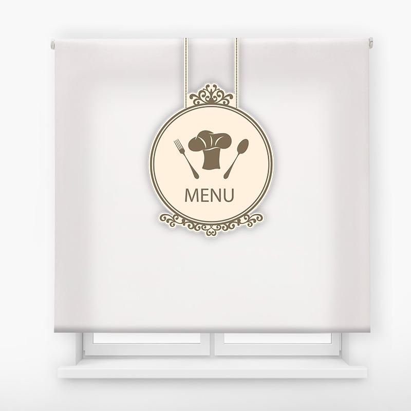 estor impresión digital estándar básico menu