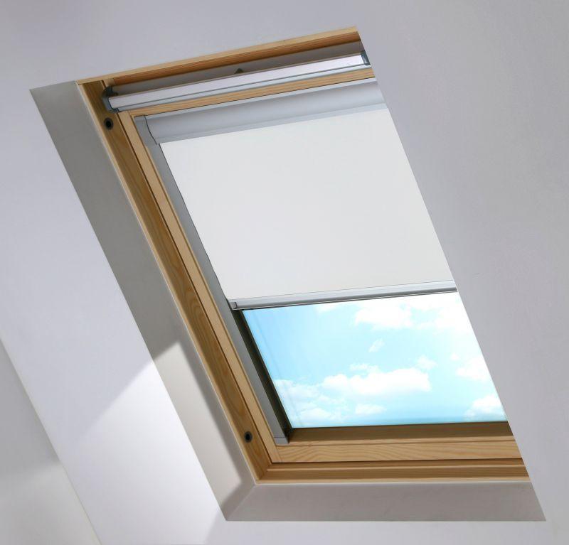 Cortina de tejado para ventana Velux Blanco Opaco 917149-0008