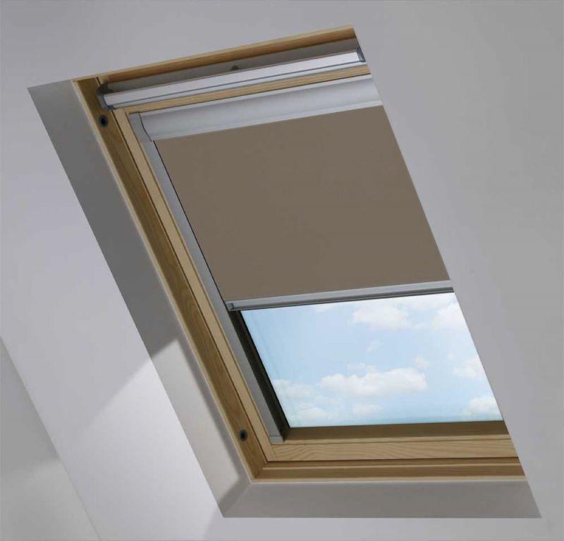 Cortina de tejado para ventana Velux Topo Opaco 917149-0671