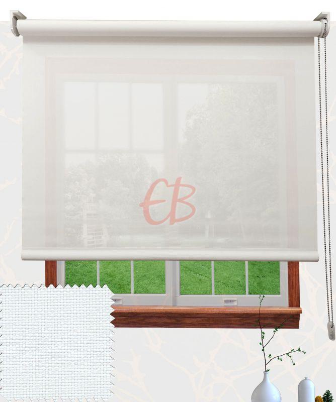 Ecoscreen fibra de vidrio Blanco B50202