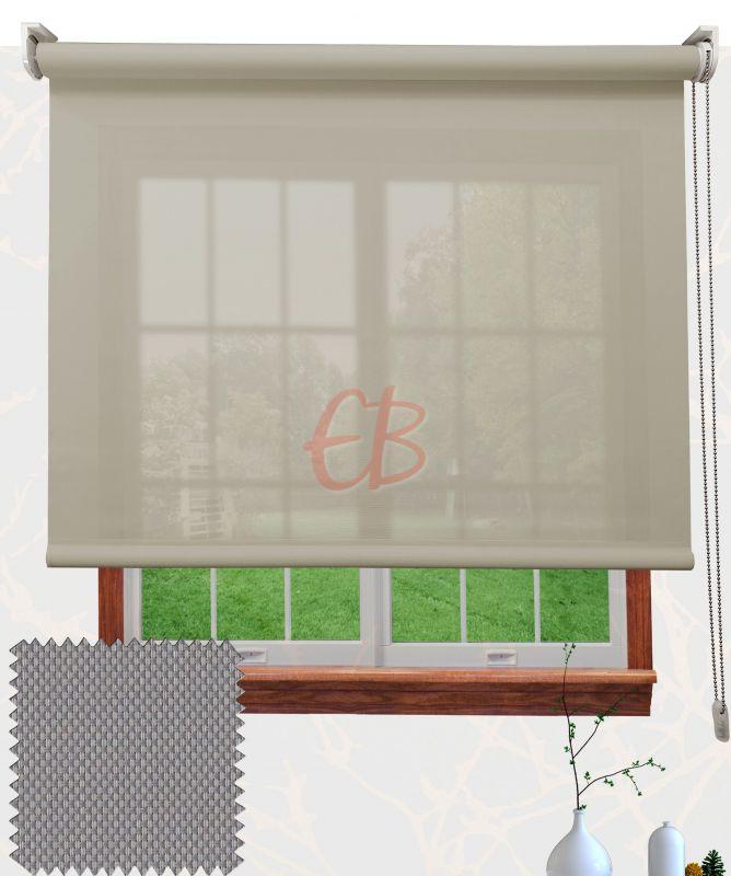 Ecoscreen fibra de vidrio Perla lino B50720