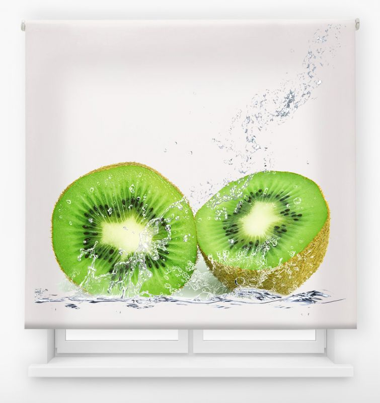 estor enrollable cocina ambient fruits kiwi