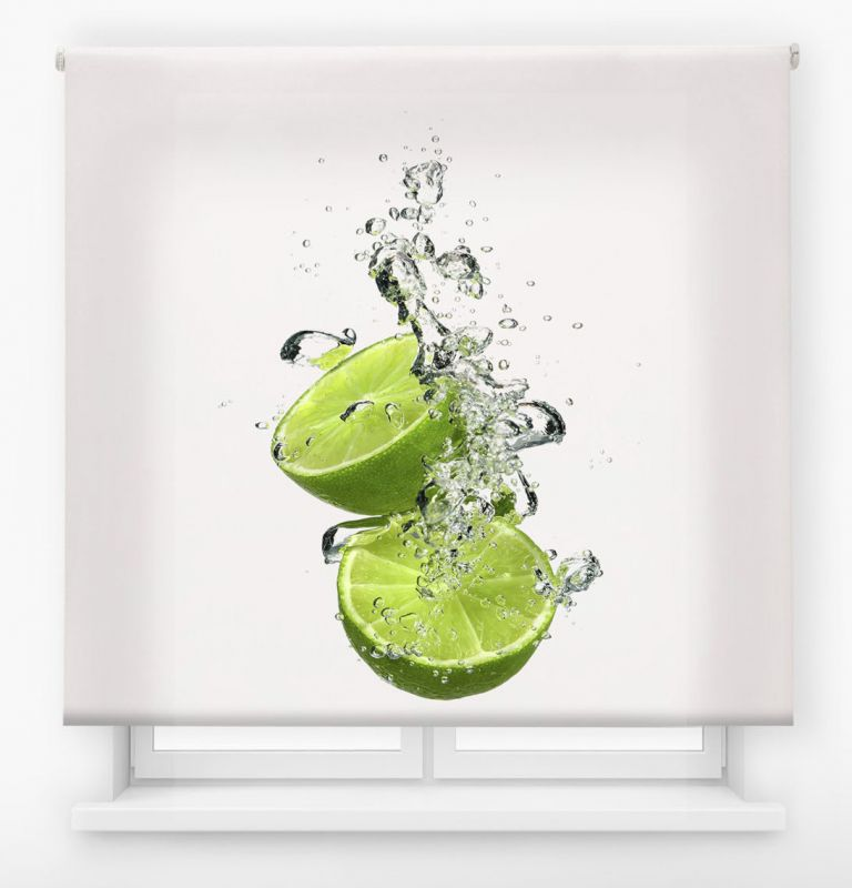 estor enrollable cocina ambient fruits limon 1