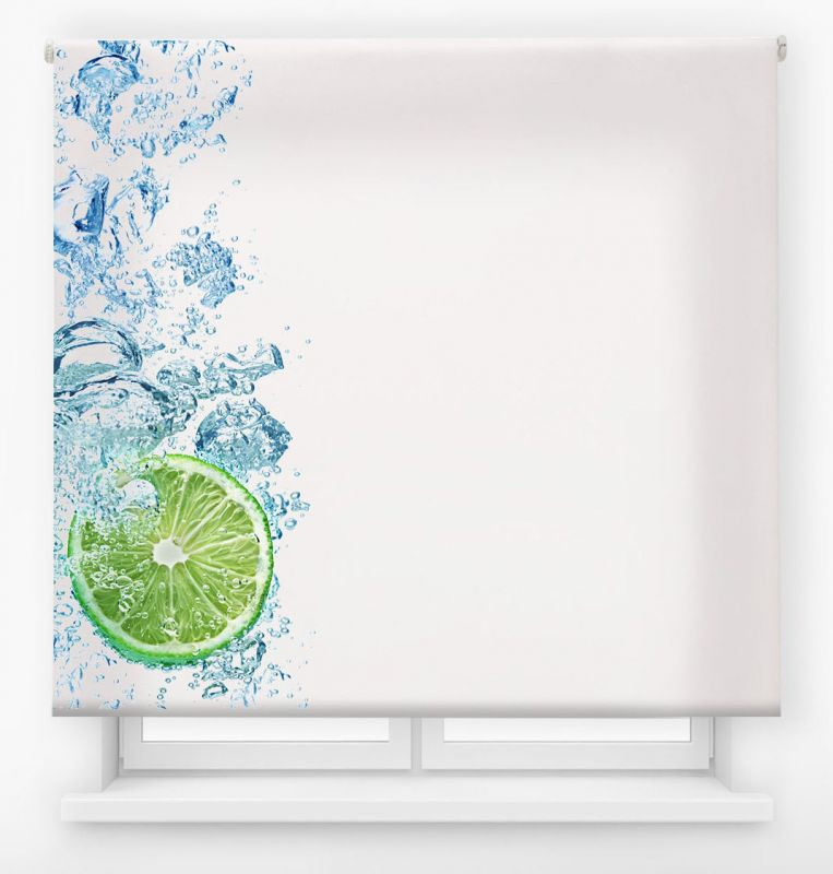 estor enrollable cocina ambient fruits limon 2