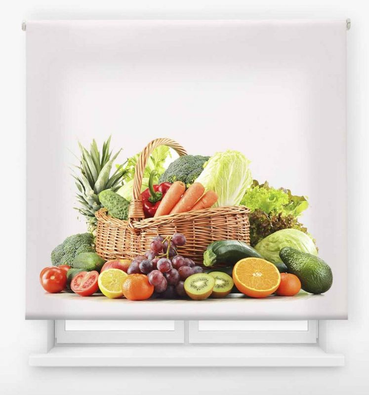 estor enrollable cocina ambient fruits multifrutas 11