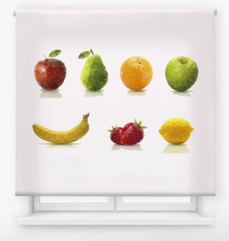 estor enrollable cocina ambient fruits multifrutas 15