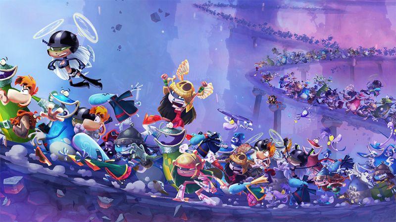 Estores enrollables videojuegos Rayman 11