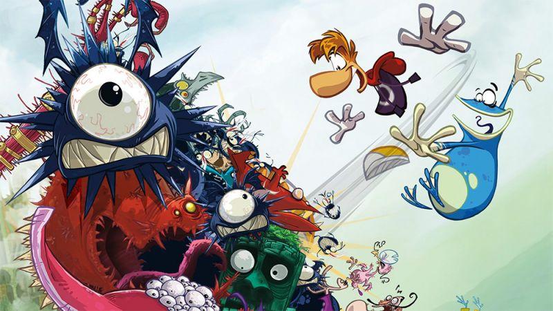 Estores enrollables videojuegos Rayman 13