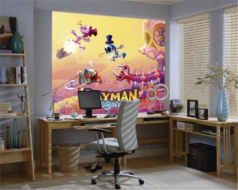 Estores enrollables videojuegos Rayman 5