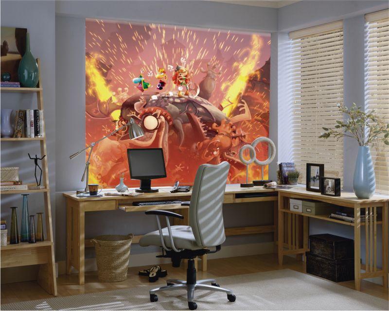 Estores enrollables videojuegos Rayman 7