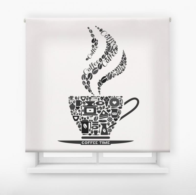 Estor impresión digital Café 52