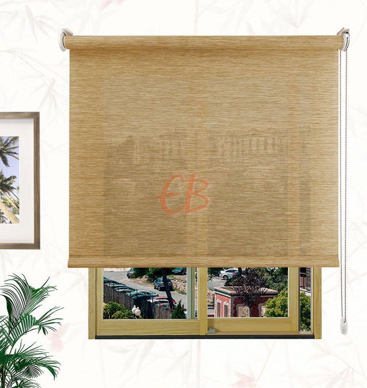 Estor enrollable Madera Bambú 1100