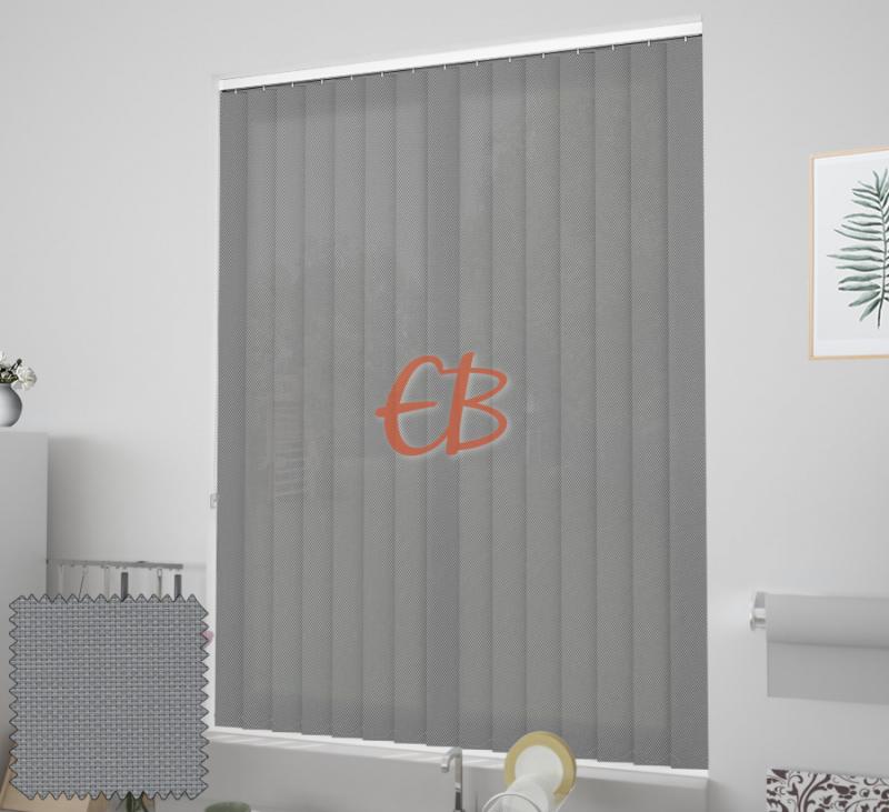 cortina vertical ecoscreen 3% Perla 0707