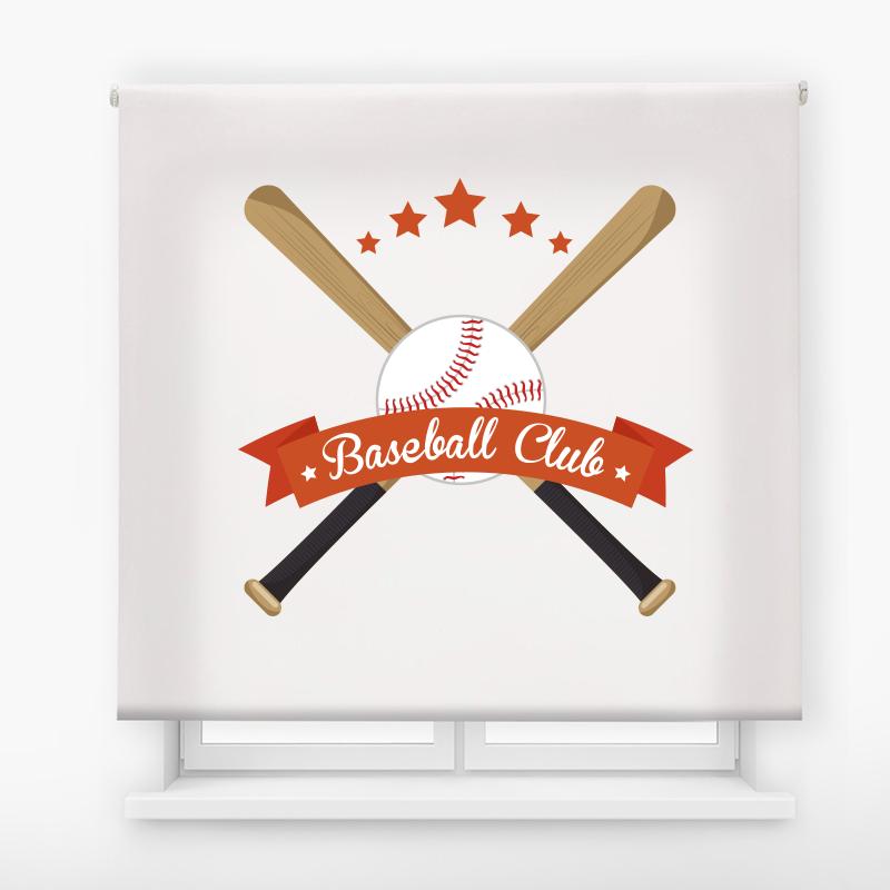 Estor de impresión digital beisbol