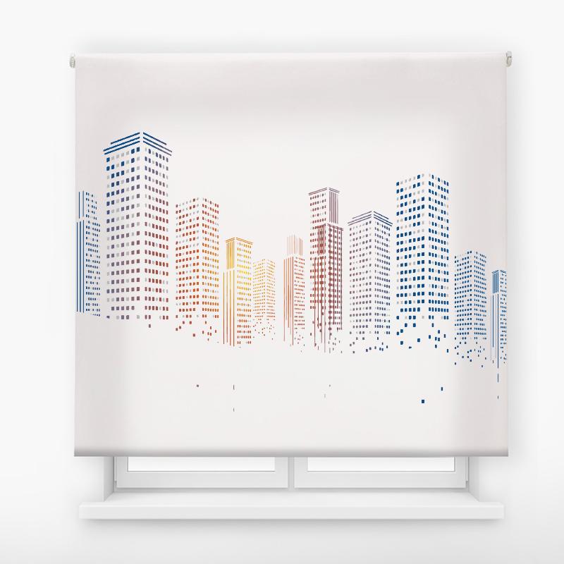 estor juvenil impresion digital exteme colors city future