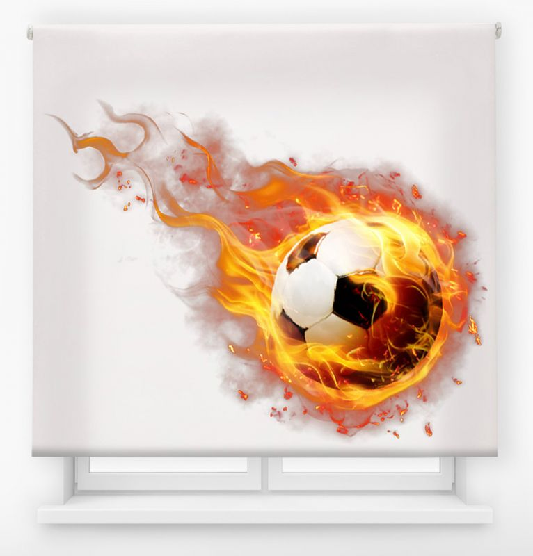 estor juvenil impresion digital exteme colors fire ball 2