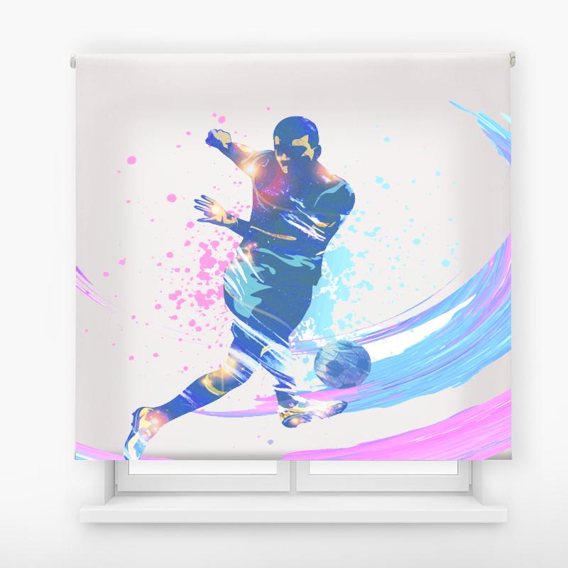 estor juvenil impresion digital exteme colors futbol 2