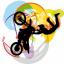 Estor enrollable juvenil color motocross