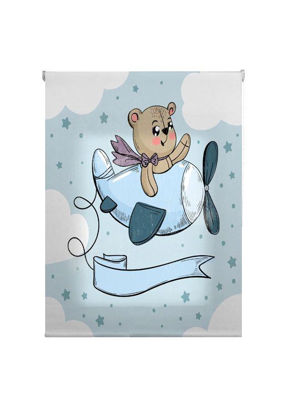 Estor enrollable infantil Chic básico oso piloto