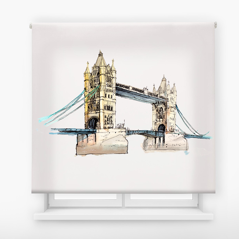 Estor impresión digital  juvenil Cool Fiction Ciudad Londres 3