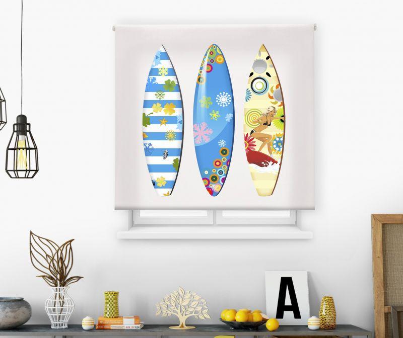 Estor impresión digital  juvenil Cool Fiction Surf 5