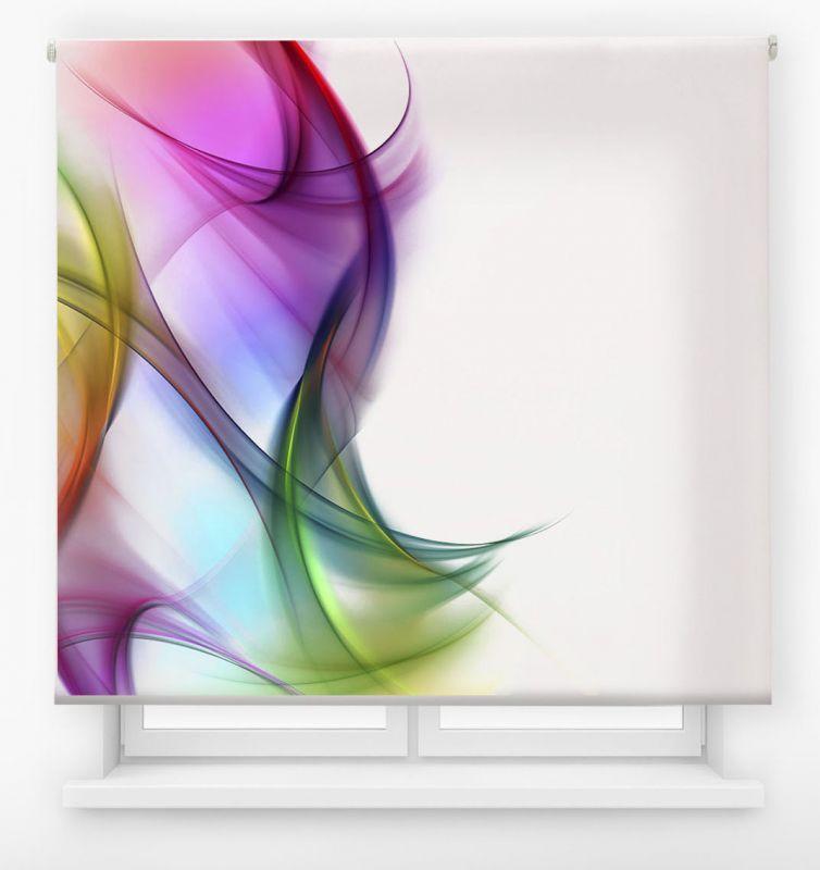 estor enrolalble digital cualquier ambiente /abstracto 18