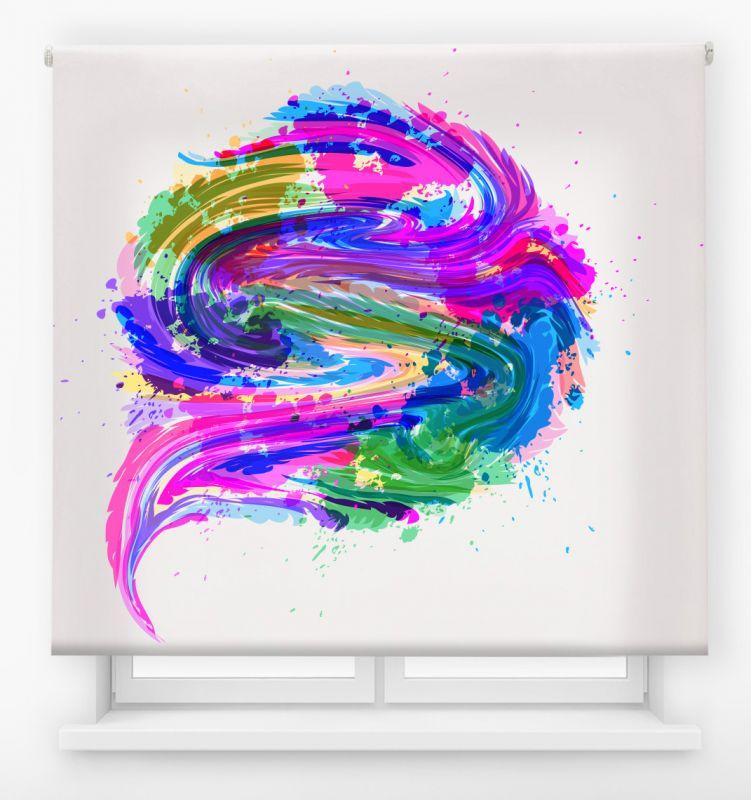estor enrolalble digital cualquier ambiente /abstracto 02