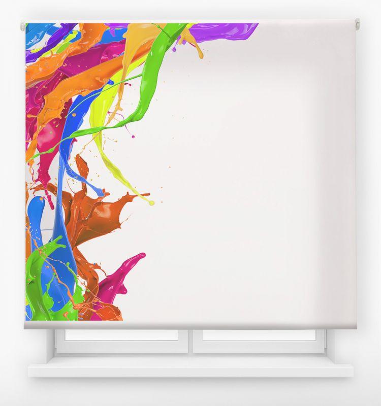 estor enrolalble digital cualquier ambiente /abstracto 07
