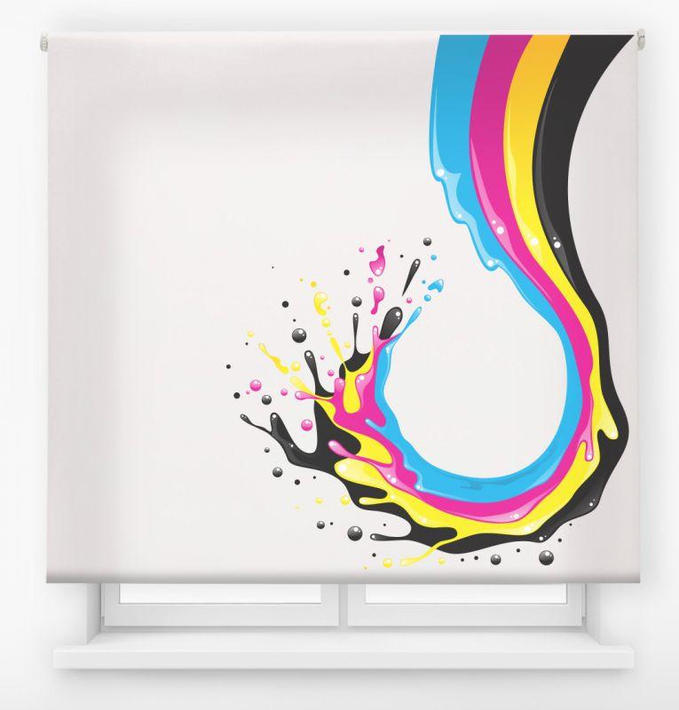 estor enrolalble digital cualquier ambiente /abstracto 09