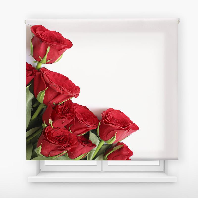 estor enrolalble digital cualquier ambiente /floral 34