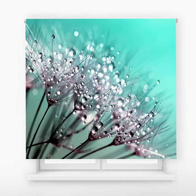 estor enrolalble digital cualquier ambiente /floral 50