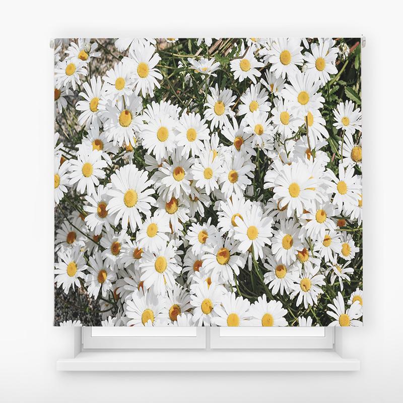 estor enrollable digital cualquier ambiente /floral 55