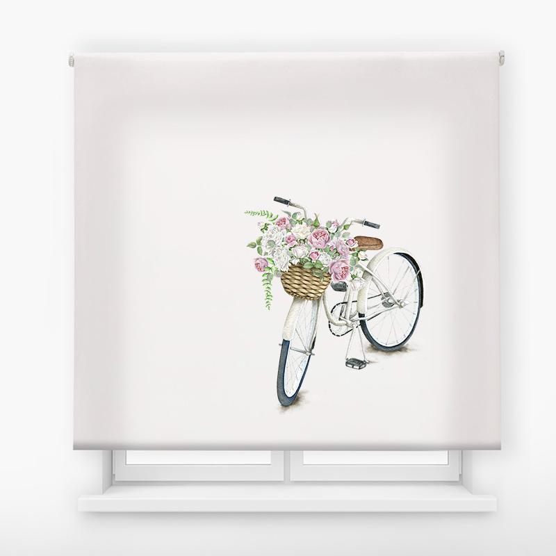 estor enrollable digital cualquier ambiente /floral 68