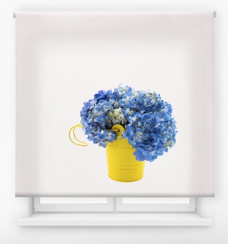 estor enrolalble digital cualquier ambiente /floral 40