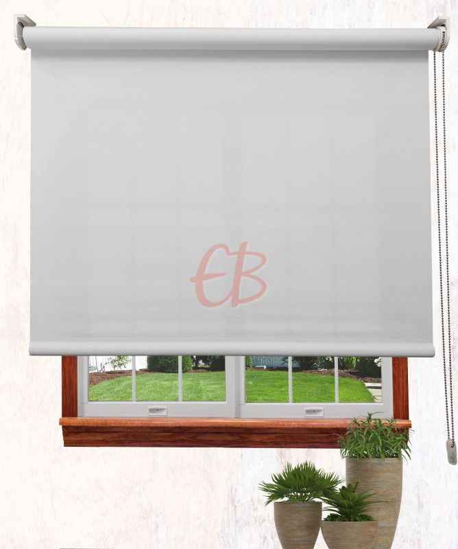 Estor enrollable screen Trasluz Blanco perla 6203