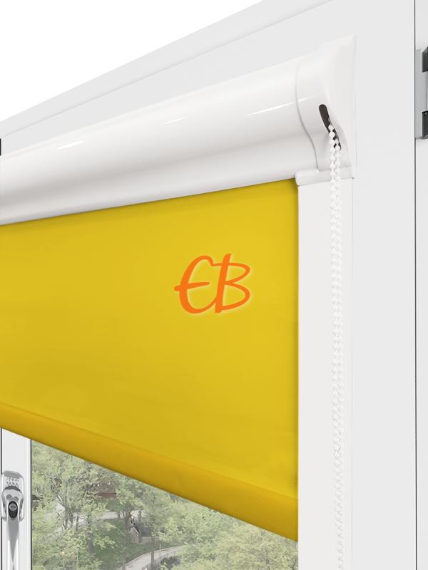 Estor enrollable minibox Tamizador C1 Multicolor Amarillo 3317