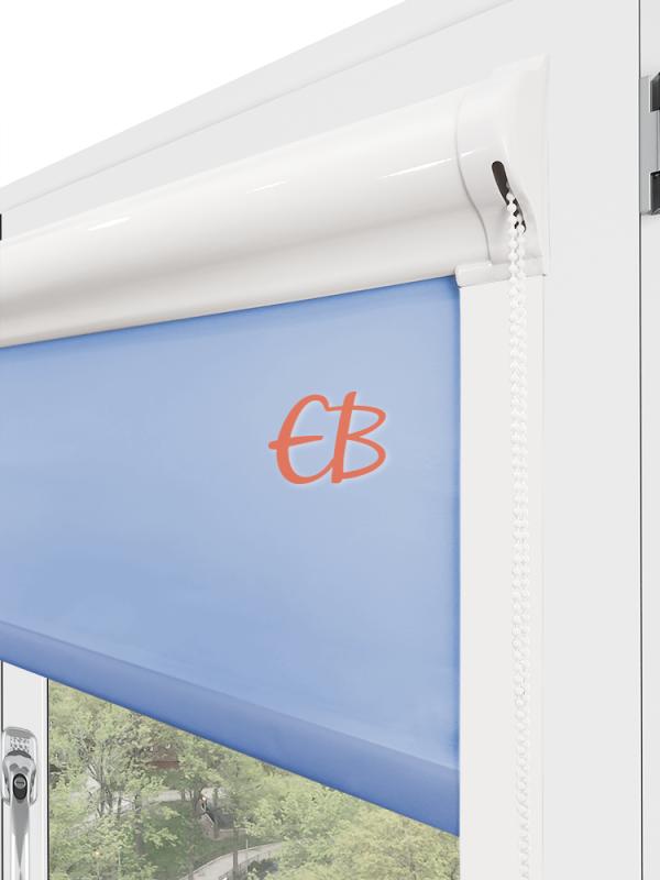 Estor enrollable minibox Tamizador C1 Multicolor Azul 3306