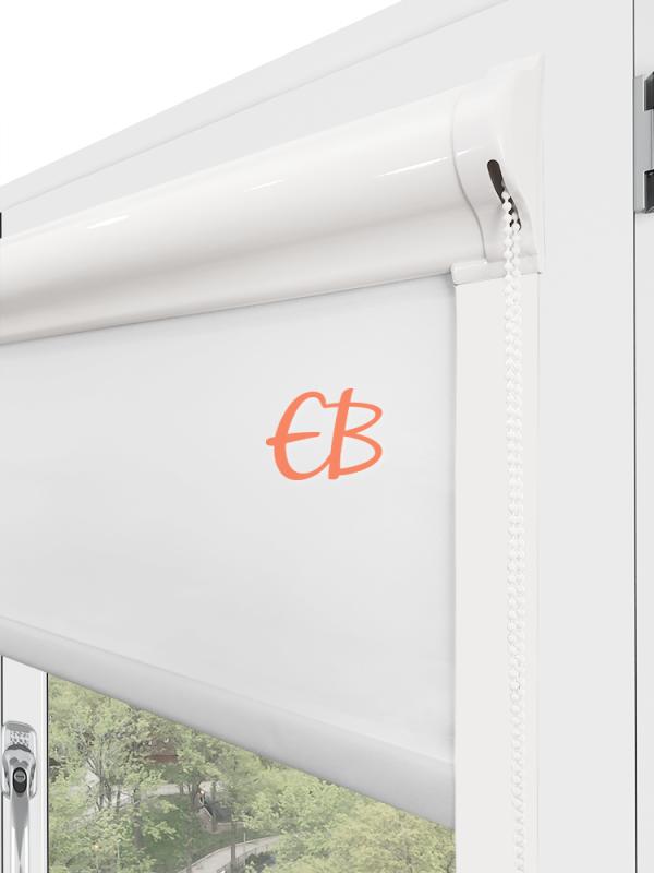 Estor enrollable minibox Tamizador C1 Multicolor Blanco 3301
