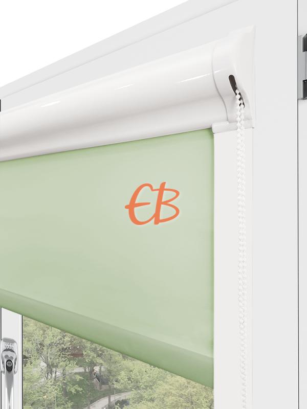 Estor enrollable minibox Tamizador C1 Multicolor verde claro 3304