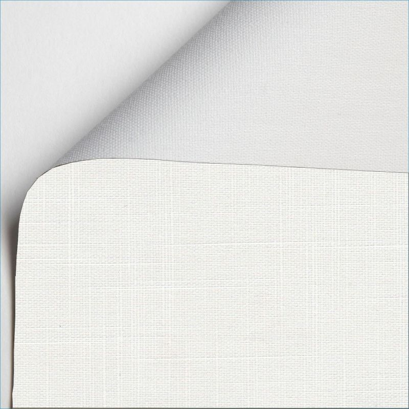 estor enrollable shantung blackout color blanco