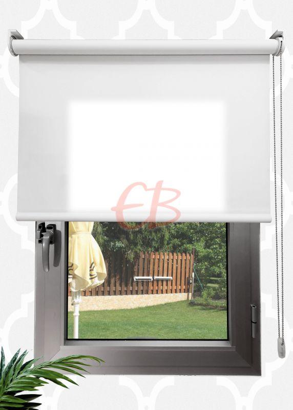 Estor Translucidos Sun Light blanco 6601
