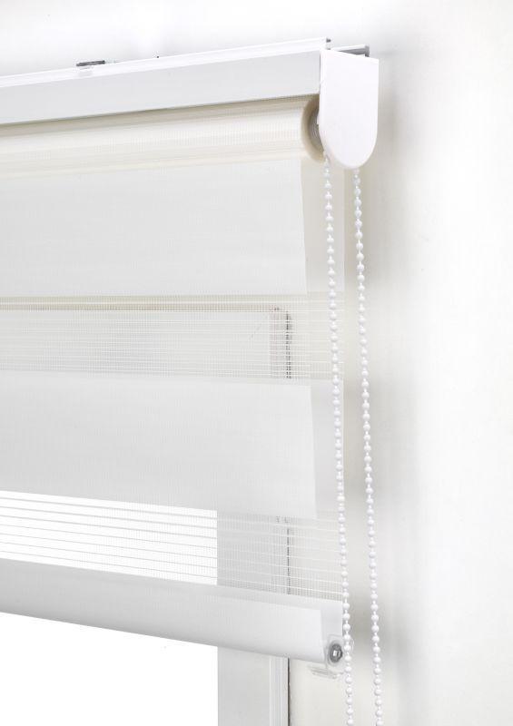 Estor Noche y día Estandar Blanco-crema 301