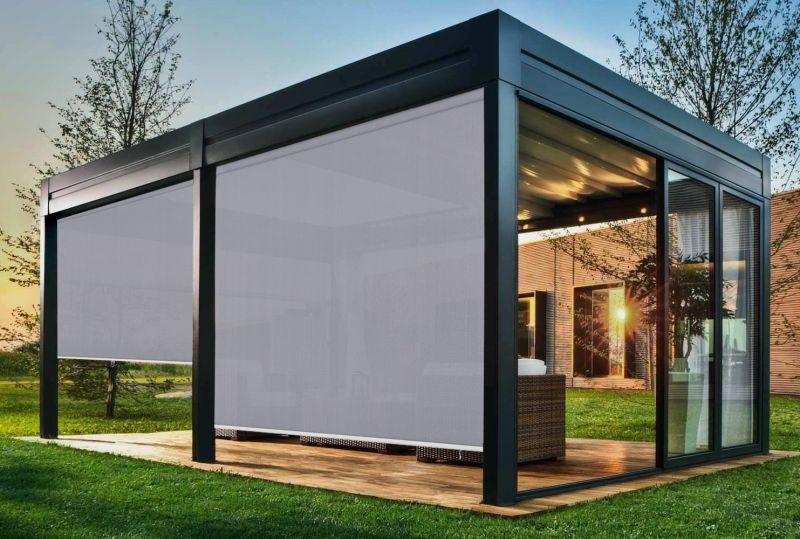 Toldo vertical exterior screen 3500 Perla 5% T S30 12