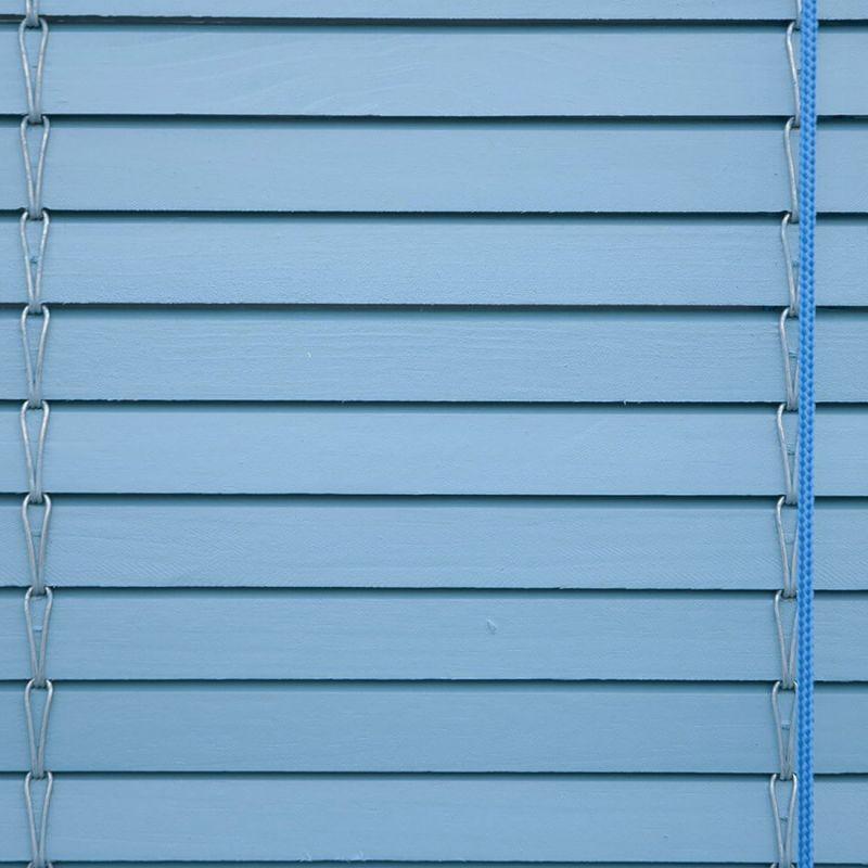 Alicantina pintada azul