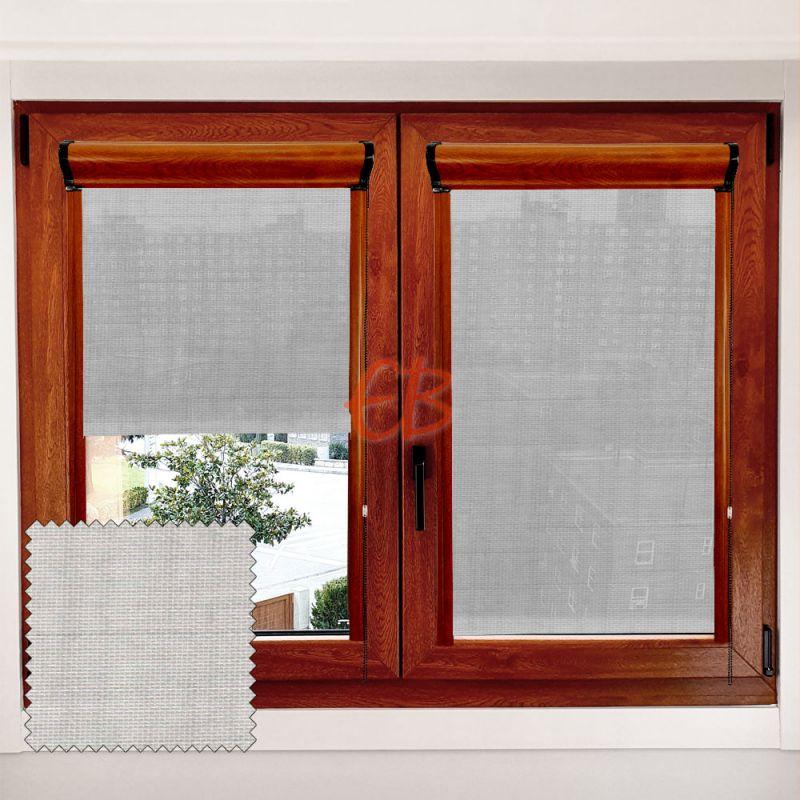 Estor marco ventana Minibox Moon 1060 Gris