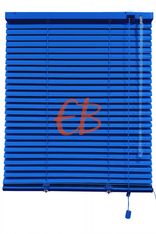 Persiana Veneciana de aluminio Azul 1021