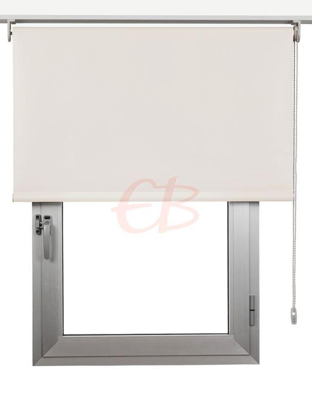 Estor enrollables Opaco Fibra de Vidrio Crudo DK 02